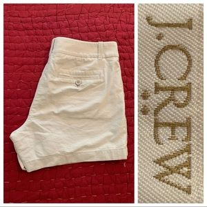 J. Crew Cream Cotton Chino 8